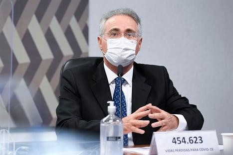 Renan pretende chamar ex-integrantes do governo federal à CPI na condição de investigados