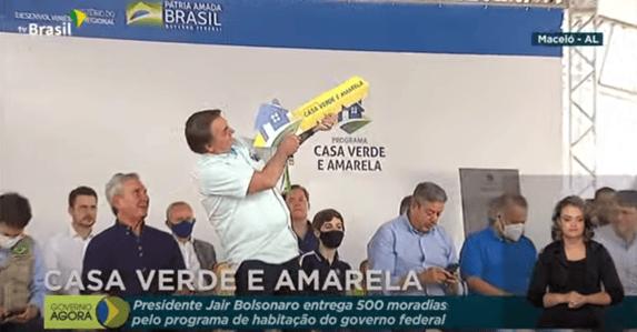 Bolsonaro afaga meu Nordeste e TV Brasil ignora protestos