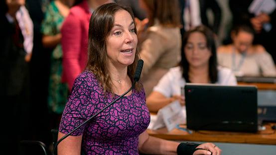 Mara Gabrilli sugere que toparia ser vice de Mandetta