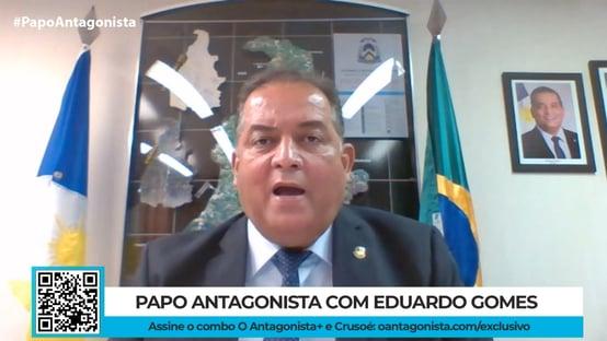 """Bolsolão: """"Muitos parlamentares de oposição foram atendidos"""", diz Eduardo Gomes"""