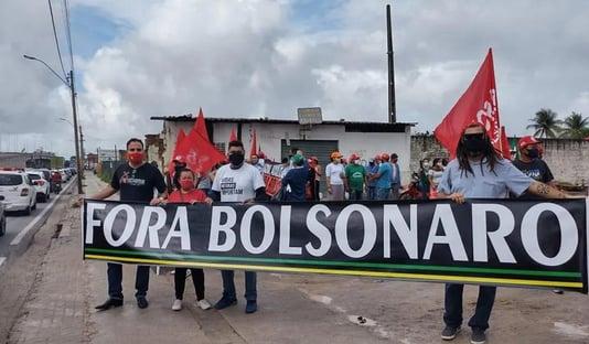 Bolsonarismo e antibolsonarismo nas ruas   O Antagonista