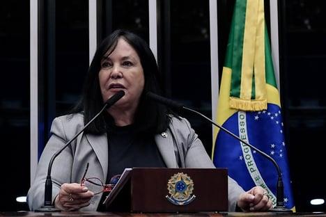 Senadora Rose de Freitas é alvo de operação da PF