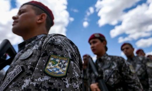 Torres prorroga missão da Força Nacional em terra indígena no MT
