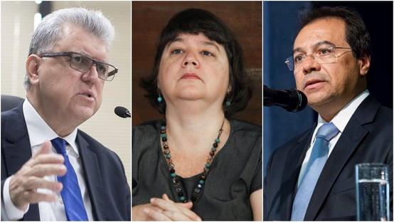 Candidatos à PGR criticam atuação de Aras e se opõem à recondução