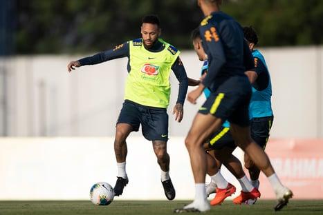 Seleção brasileira decide jogar Copa América, diz site