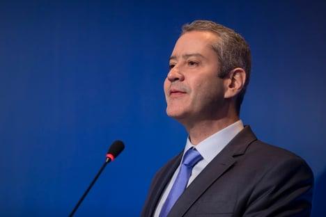 Áudio mostra Caboclo xingando presidente da Fifa