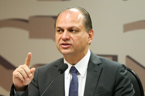 O contato do doleiro com o emissário de Ricardo Barros