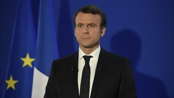 Macron defende o direito à zombaria
