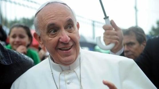 O bispo, o papa e as opções políticas