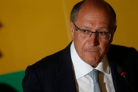 Juíza decreta sigilo em ação que bloqueou bens de Alckmin