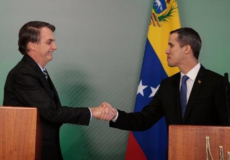 Grupo de Lima renova apoio a Juan Guaidó