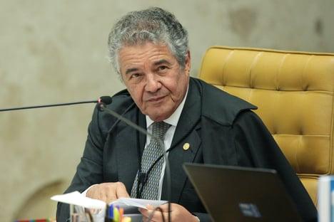 """Marco Aurélio defende dossiê: """"Sem informação não se governa"""""""
