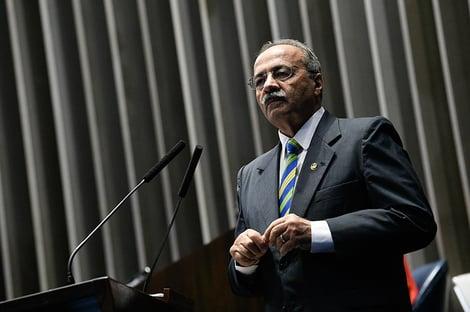 Chico Rodrigues pode ser cassado mesmo de licença, diz presidente do Conselho de Ética