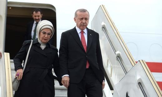 Presidente da Turquia pede boicote a produtos da França