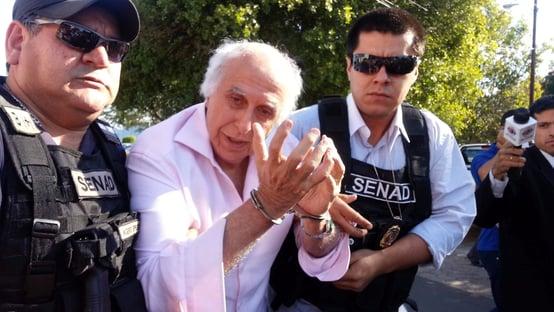 TJ-SP revoga prisão domiciliar de Abdelmassih, que terá de voltar à cadeia