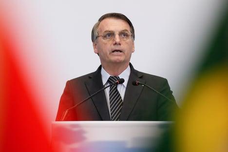 Não tem frustração nenhuma, zero, diz Bolsonaro sobre leilão do pré-sal