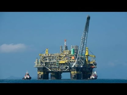 PPSA: venda de óleo do pré-sal pode render R$ 400 bi até 2030