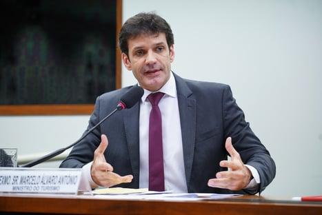 Menos transparência no Ministério do Turismo