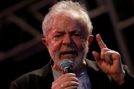 Lewandowski paralisa ação da Lava Jato sobre Instituto Lula