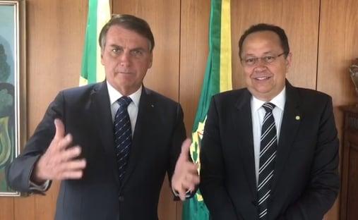 """""""O presidente Jair Bolsonaro não é propriedade de ninguém"""""""