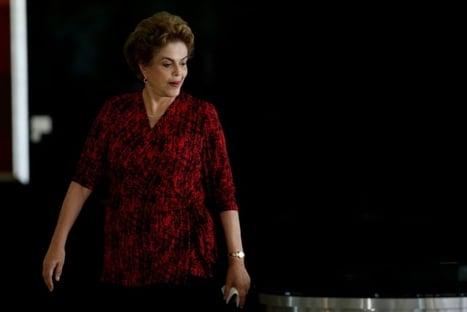 Dilma fez isso (e deu no que deu)