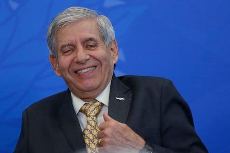 Toffoli rejeita interpelação de deputada do PSOL a Heleno