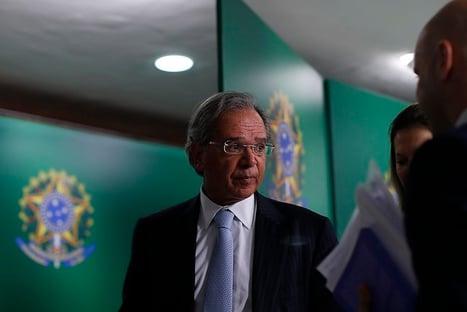 Guedes e relator do Orçamento se reúnem para discutir Renda Brasil do Congresso
