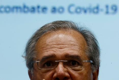 """Guedes: """"Se vier uma segunda onda, acredite na democracia brasileira"""""""