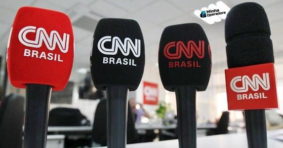 Três apresentadores da CNN Brasil com Covid-19