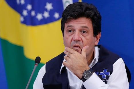 Governo do Rio livrou Iabas de punição após reunião com Mandetta, diz empresário