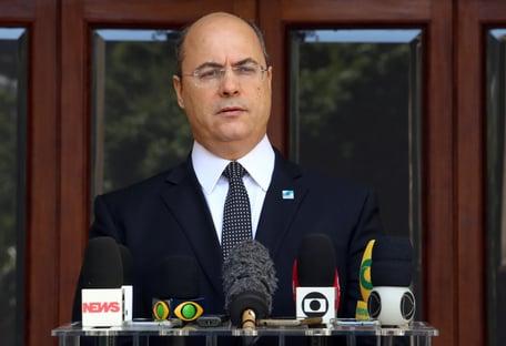 Três ministros do STJ se declaram impedidos para julgar Witzel