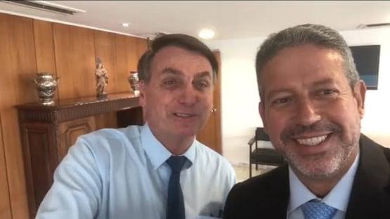 """Arthur Lira """"tem muito prestígio"""" com Bolsonaro"""