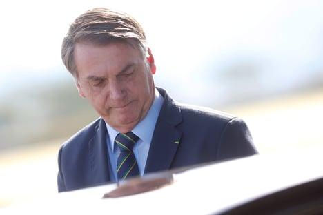 Parabéns, Bolsonaro