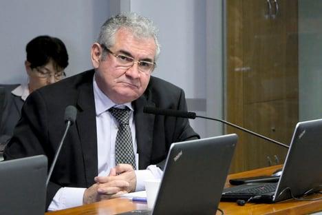 """""""Quem afasta senador é o Conselho de Ética, não um ministro"""", diz Angelo Coronel"""