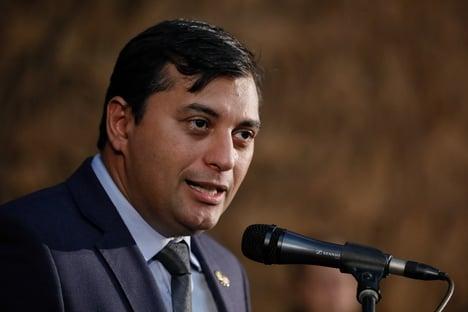 Governador do AM é alvo de novo pedido de impeachment