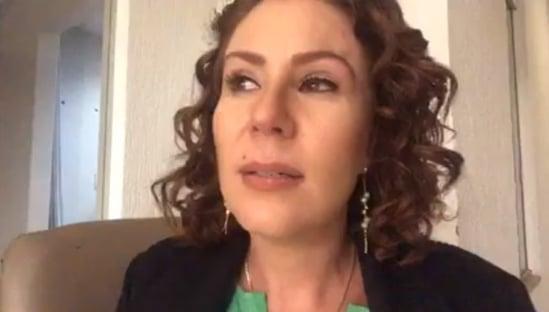 Carla Zambelli é intimada pela PF