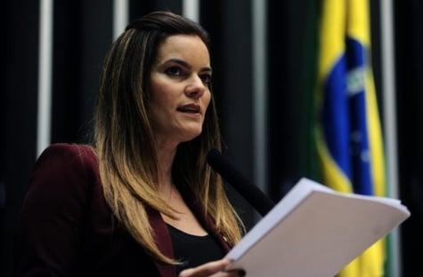 PGR não consegue intimar Iracema Portella, denunciada por rachadinha