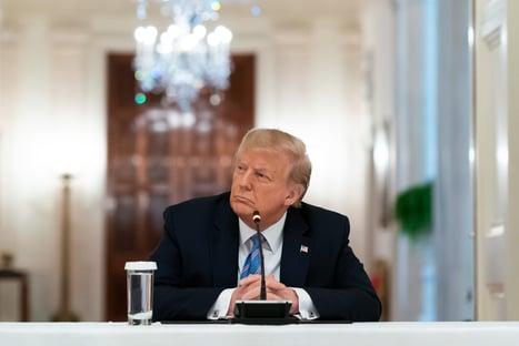 Republicanos evitam falar sobre impostos de Trump