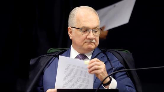 Fachin mantém em Curitiba caso de planilha com suposta propina para Maia e Alcolumbre