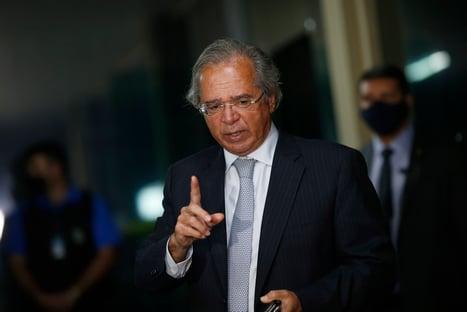 Guedes pede a líderes esforço concentrado para aprovar pautas econômicas