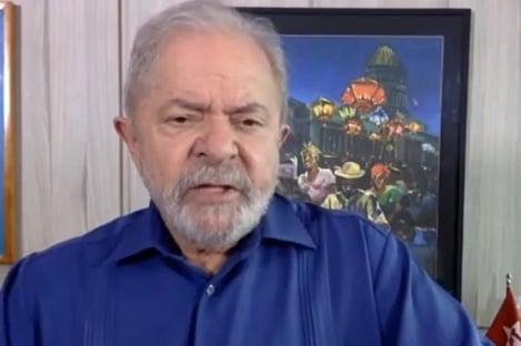 Lula aplaude o desmonte da Lava Jato