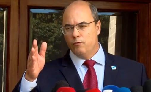 Fachin rejeita pedido de Witzel para derrubar decisão que o afastou do governo