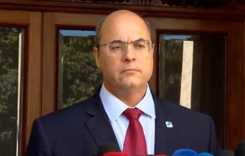 STF começa a analisar impeachment de Witzel no dia 16