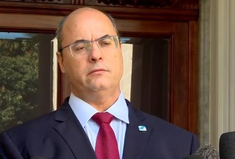Witzel quer que STF debata impeachment em plenário