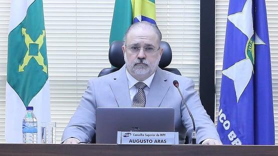 Aras recomenda ao STF rejeitar ação contra foro privilegiado de Flávio Bolsonaro
