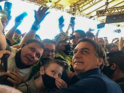 Bolsonaro diz que, em 2020, não vai apoiar ninguém (no primeiro turno)