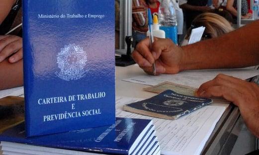 Brasil atinge menor nível de ocupação em 28 anos