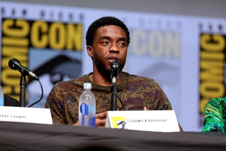Morre o ator Chadwick Boseman, o Pantera Negra