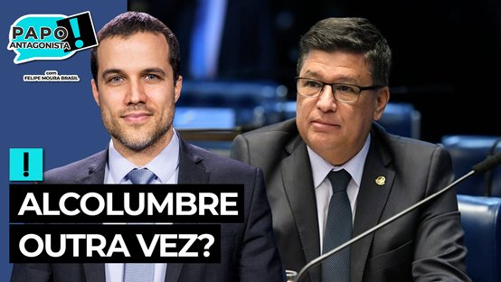 Vídeo: Alcolumbre busca a reeleição no Senado – PAPO com senador Carlos Viana