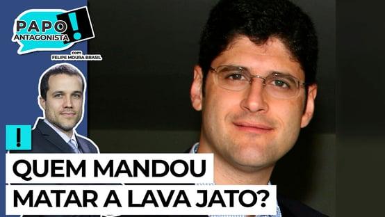 AO VIVO: PAPO ANTAGONISTA com Felipe Moura Brasil